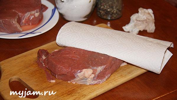 Как сделать мягким нежным мясом