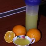 кисель из апельсинов-2
