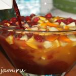 рецепт безалкогольной сангрии