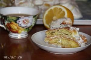 Фотография готового торта