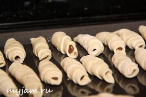 Рецепт домашних круассанов