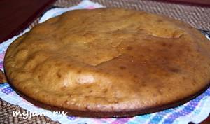 бисквит для торта Панчо