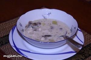 как приготовить вкусный сырный суп