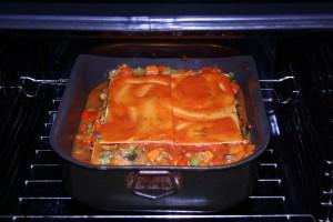 лазанья в духовке