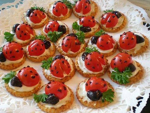 красивые детские блюда фото