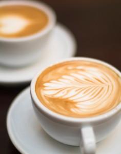 кофейная чашка для капучино