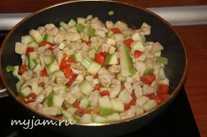 овощи для кус-куса