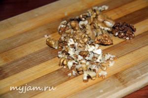Рубленый грецкий орех для супа