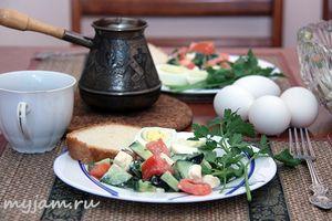 Вкусные, разнообразные завтраки