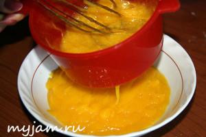 Лимонный крем рецепт
