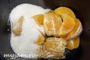 Рецепт джема из апельсинов